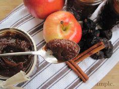 #paleo Crockpot Fig Apple Butter