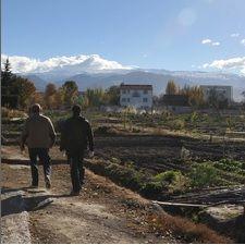 #Granada TÉCNICAS Y CULTIVOS ECOLÓGICOS EN HUERTOS URBANOS ecoagricultor.com