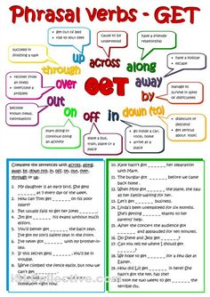 common phrasal verbs worksheet