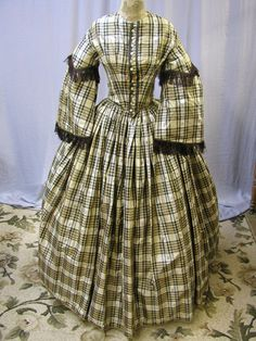 All The Pretty Dresses: 1850s