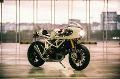 El Bastardo – Fiona's Shed-X Ducati
