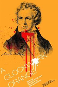 A Clockwork Orange Homage poster