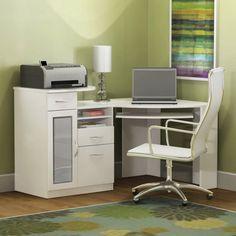 Corner Desk Bedroom - Ideas to Decorate Desk Check more at http://www.shophyperformance.com/corner-desk-bedroom/