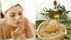 5 θεραπείες με ελαιόλαδο για το δέρμα σας - Με Υγεία Yoga Facial, Olive Oil, Camembert Cheese, Detox, Youtube, Dry Skin, Vitamins And Minerals, Skin Products, Youtubers