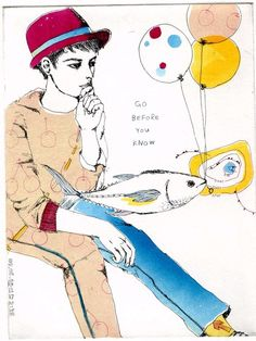 Atsuko Ishii est une artiste japonaise installée en France. Je suis véritablement fan de ses gravures à l'eau forte que j'ai découvertes il y a peu d'années au cours de mes études. Du coup je me suis intéressée à son travail plus en profondeur à-travers l'analyse de certaines de ses oeuvres