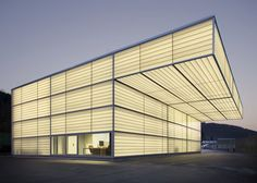 Workshop Siegen by Ian Shaw Architekten