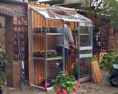 2ft Lean to greenhouse 4ft Lean