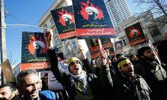También Bahrein rompe con Irán por ejecución de Arabia Saudita del clérigo chiíta