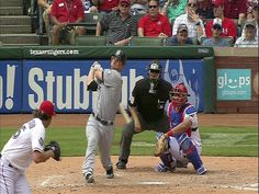 Mariners can't pull off comeback in loss to Texas...4/12/12...The Mariners lost to the Rangers...