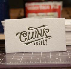 Clunk Supply by Brett Stenson