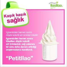 Egzersiz yaptıktan sonra yediğiniz ürünlerle yağ yakımını devam ettirebilirsiniz. #llaollao #frozenyoğurt #nefis #leziz