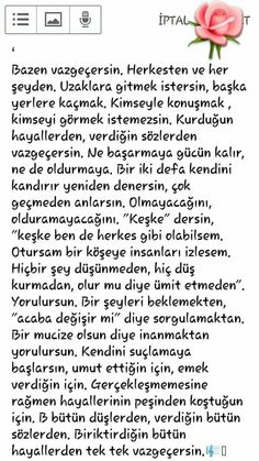 Kendini suçlama be! Words Quotes, Book Quotes, Dont You Know, Famous Words, Insta Videos, School Notes, Queen Quotes, Meaningful Words, True Words