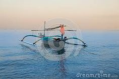 Image result for traditional indonesian boat