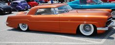 """56 Lincoln """"You're gonna drive me to drinkin',  if you don't stop drivin' that Hot Rod Lincoln."""""""