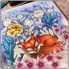 Instagram media rpenze - Mais um pouco da minha raposinha - Blomster Mandala - #mariatrolle @casadaloiseshop