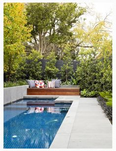47 Exotic Swimming Pool Ideas For A Dreamy Summer Amazing Swimming Pools, Swimming Pool House, Swimming Pool Landscaping, Small Swimming Pools, Luxury Swimming Pools, Best Swimming, Swimming Pool Designs, Awesome Pools, Lap Pools