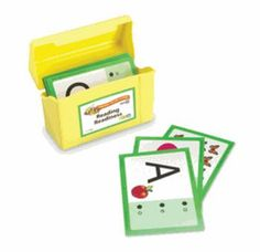 Hot Dots: Phonics Activity Cards Set 1 - Reading Readiness #Glimpse_by_TheFind
