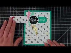 ▶ Start-to-Finish Sunday #39: Tab Slider Card - YouTube
