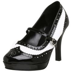 Funtasma by Pleaser Women's Contessa-06 Pump,Black-White Patent,7 M Funtasma http://www.amazon.com/dp/B0018N6444/ref=cm_sw_r_pi_dp_UQTXtb0ADRBGN9HQ