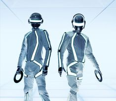 Daft Punk  epic picture