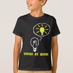 #funny - #Genius at work T-Shirt