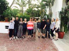 Felices de despedir a nuestro primer grupo visitantes del  Sur Dakota EU se van felices y enamorados de Puerto Escondido!!  Prometen regresar #YoSoyPascon #HotelOlasAltas