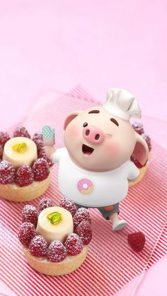 Wall Paper Iphone Art Photography New Ideas This Little Piggy, Little Pigs, Pig Wallpaper, Iphone Wallpaper, Happy Pig, Cute Piglets, Pig Illustration, Funny Pigs, Pig Art