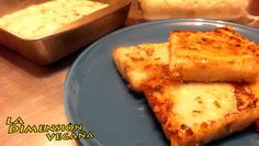 Pastel de Nabo   La Dimensión Vegana French Toast, Gluten Free, Breakfast, Food, Breads, Kitchen, Arrows, Recipes With Vegetables, Healthy Recipes