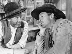 """Walter Brennan: Oscar al mejor actor de reparto 1940 por """"El forastero"""""""