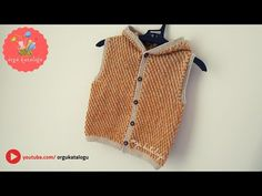 Let's learn together your own fashion accessories, basic and other creative points, techniques and tips to learn or develop the art of crochet and kni. Baby Sweaters, Baby Knitting Patterns, Crochet Stitches, Crochet Baby, Fashion Accessories, Barbie, Vest, Jackets, Tops