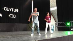 AK Freak - Rachael McEnaney & Guyton Mundy- en stage chez Arizona Kid le...