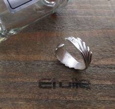 Anello #angel per #falange in argento #Handmade by #EtoileGioielli