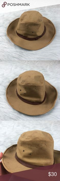 f984154068662a Vintage Banana Republic Safari Hat USA XL Men's size XL Vintage Banana  Republic safari style hat