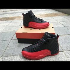 73ab604b6c7a Flu game 12 s Brand new with receipt to prove authentic. NO TRADES. Jordan  Shoes