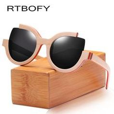 Women's Sunglasses 2018 New Pattern Skateboard Wood Sunglasses Polarized Sunglasses Women Uv400 Retro Sunglasses Oculos De Sol Feminino