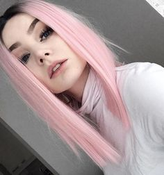 Die 23 Besten Bilder Von Rosa Haare Frisuren Frisur