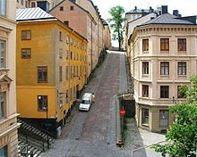 Streets of Södermalm - Stockholm, Sweden Stockholm Archipelago, Mall Of America, North America, Royal Caribbean Cruise, London Pubs, Gothenburg, Most Beautiful Cities, Stockholm Sweden, Beach Trip