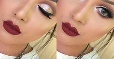 Lips, Makeup and Wicked on Pinterest