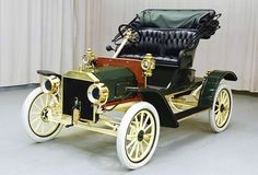 The 1908 Model R Was An Upmarket Version Of Ford's More-Basic Model N