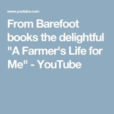 A busy family and their friends spend a day working and playing on the farm. From milking the cows in the morning to closing the gate at night, learn about a. Milk The Cow, Barefoot Books, Rhyming Activities, Phonological Awareness, Learn To Read, Farmer, Coconut Oil, Learning, Youtube