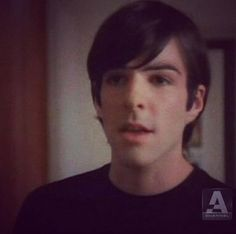 Young Zachary Quinto as Mike in Touched By An Angel