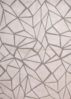 Resultado de imagen para white geometric modern rugs