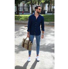 Rayas y Cuadros: Blog de Moda Masculina: Moda para hombre en Instagram (CXLVI)