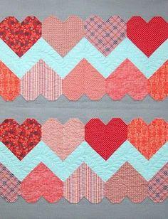 Ideias de Costura - Dia de S. Valentim