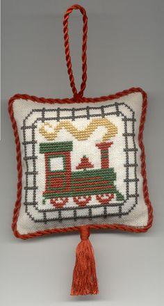 Prairie Schooler Christmas Ornaments