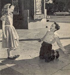 The results were presented in the September 1950 edition of Movie Life magazine Disney Fun, Walt Disney, Backstage Disney, Bobby Driscoll, Mickey Mouse Pictures, Alice In Wonderland 1951, Vintage Disneyland, Disney Aesthetic, Never Grow Up