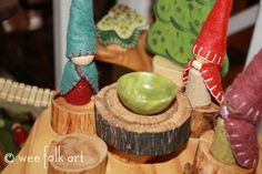 Wee Folk Art: a great resource for moms/kids/homeschooling/creativity! LOVE the gnomes :)