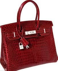 09f1b84eef7 This Hermes Birkin in crocodile with diamond hardware is the most expensive  bag to ever sell at auction!