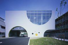 Naoko Horibe + Horibe Associates architect's office/White Rose English School