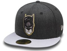 Character Feature Batman 59Fifty Fitted Cap by DC x NEW ERA